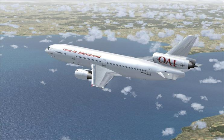 FSX Omni Air International DC-10-30