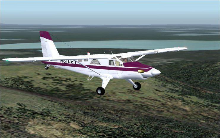FSX De Havilland DHC2 - MkIII Turbo Beaver