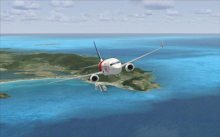 FSX Air India Express Boeing 737-800 (VT-AXT