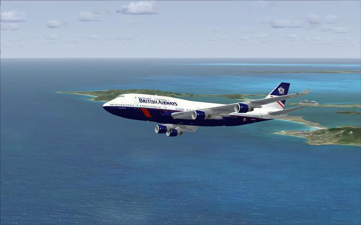 FSX British Airways 'Landor' Boeing 747-400 (G-BOAA