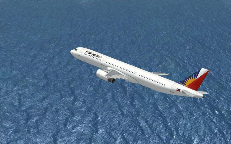 FSX Air Philipines Airbus A321