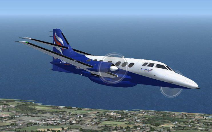 FSX BAE Jetstream 31
