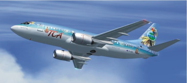 FSX Flight-FX Boeing 737-300 Update
