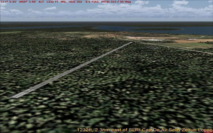 FS2004 Scenery - Guayaramerin And Riberalta