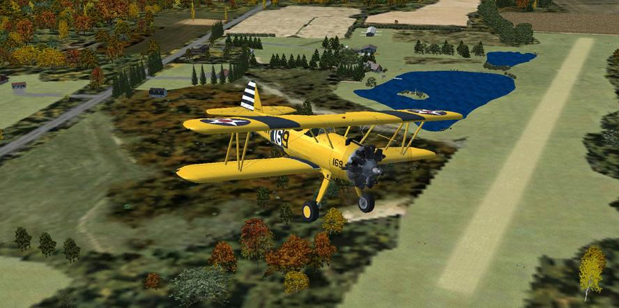 FSX Scenery - Willows Airport