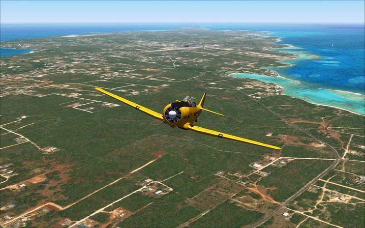 FSX Anguilla Photoscenery Part 1