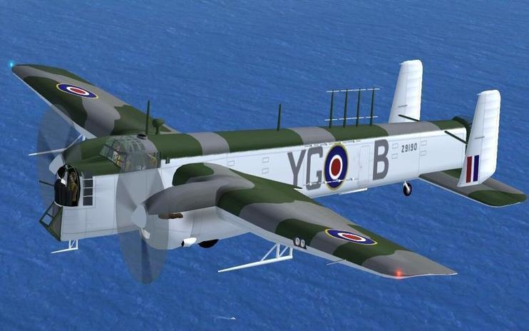 FSX Armstrong Whitley