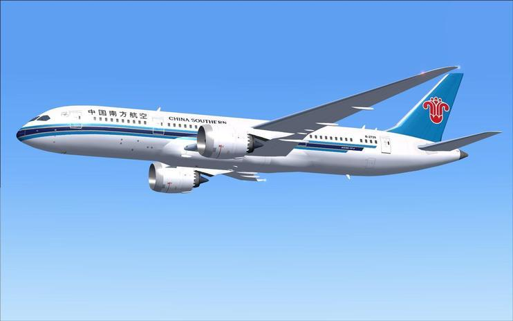 FSX China Southern Airlines Boeing 787-8