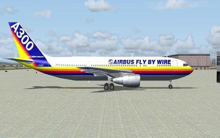 FS2004 Airbus Industries A300