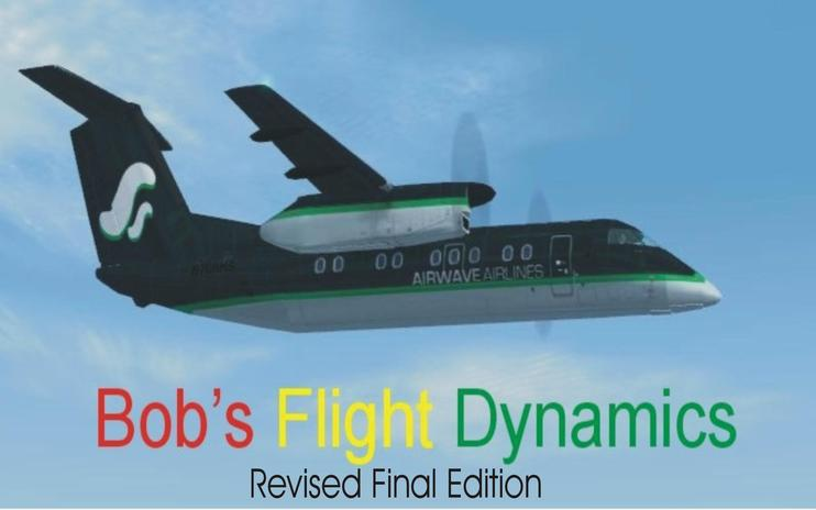 FS2004/FSX Flight Dynamics Tutorial Update