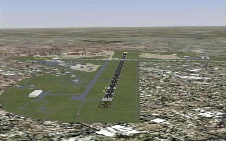 FSX Scenery - Des Moines International Airport