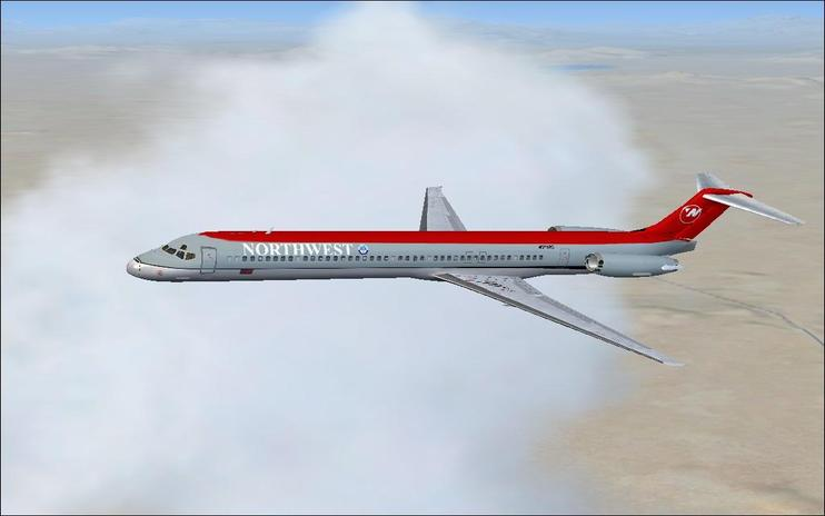 FSX McDonnell Douglas MD-83 Multi-Livery Pack