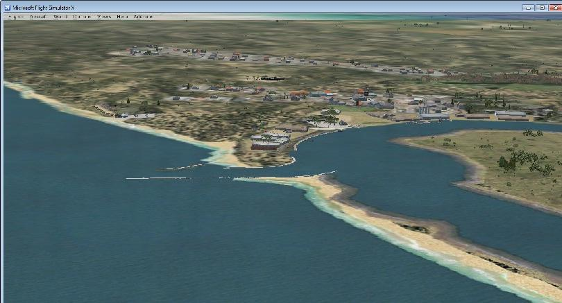 Velddrif South Africa  city pictures gallery : FSX Scenery Velddrif South Africa | Flight Simulator X | FSX Addons