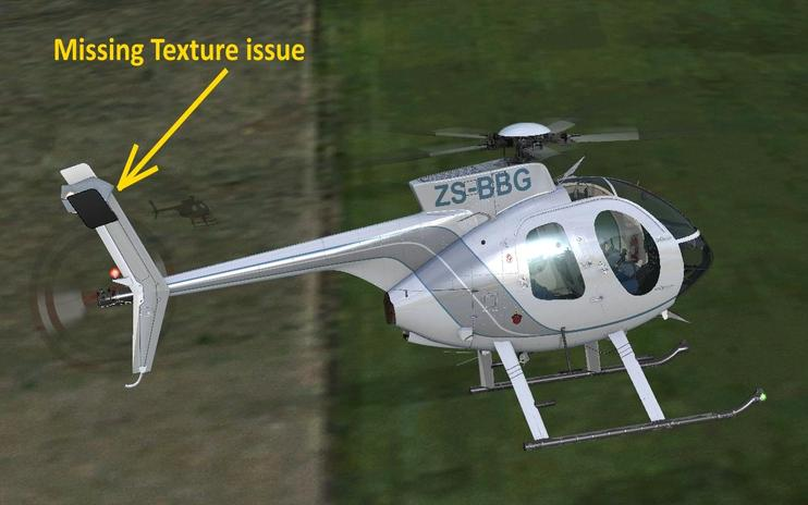 FSX Milviz MD 530 Upgrade