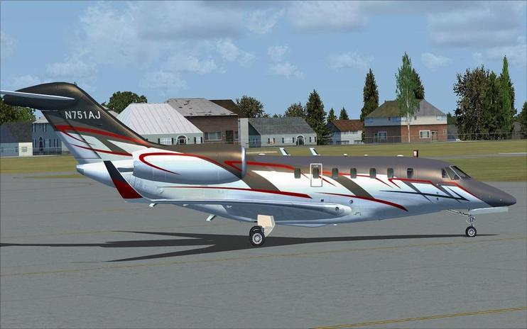 FSX Angel MedFlight Cessna Citation X