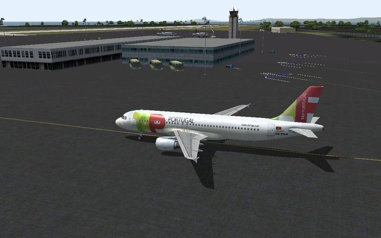 FS2004 Scenery - Airport Updates To LPPD And LPAZ