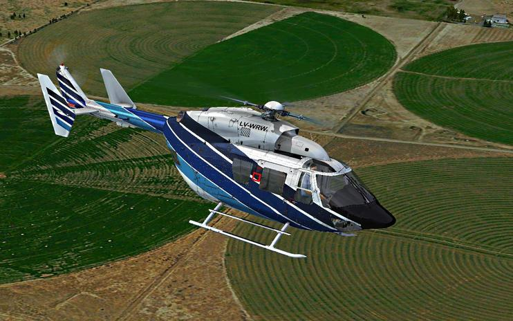 FSX Nemeth Design BK-117 Upgrade