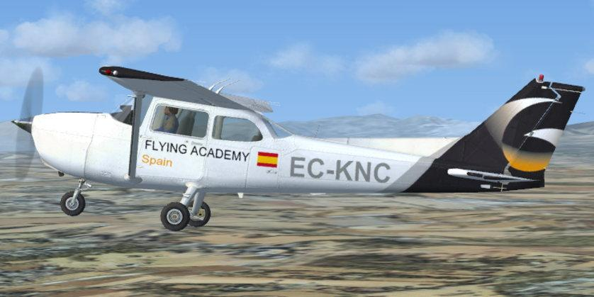FSX Gestair Cessna 172