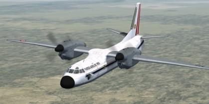 FSX Antonov An-32 Update