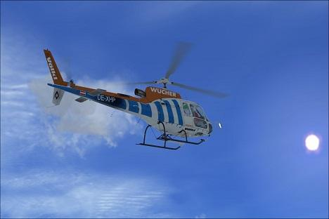 FS2004/FSX Wucher AS350B3
