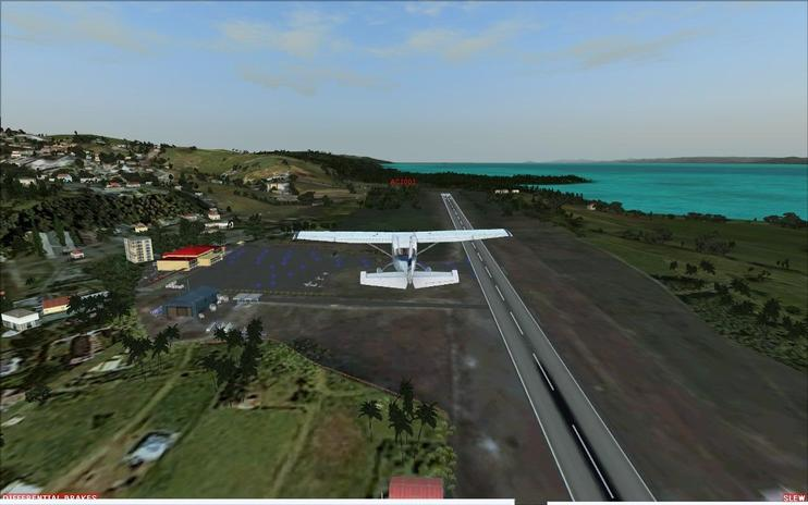 FSX/Prepar3D Scenery - MDAB-Arroyo Barril International
