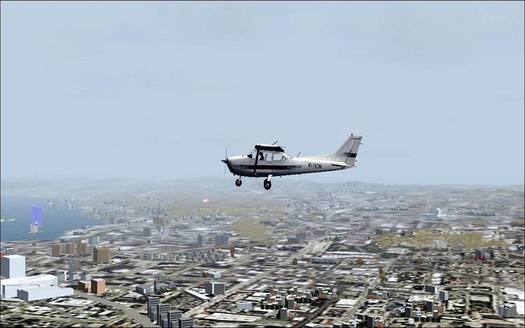 FS2004/FSX Scenery - Naha City