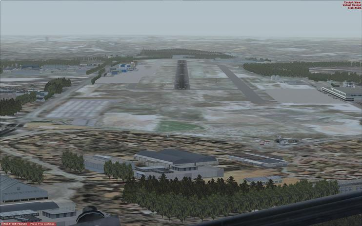 FSX Scenery - Brussels South Charleroi Airport by Peter
