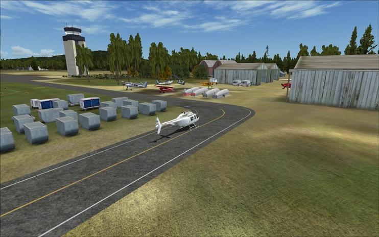 FSX/Prepar3D Scenery - El Catey-Juan Bosh International