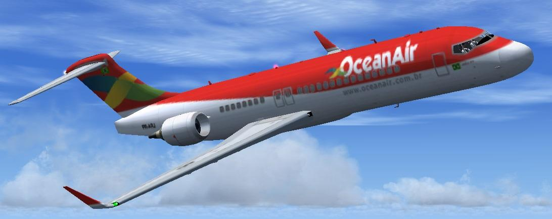 FSX Comac ARJ-21 Updated Package