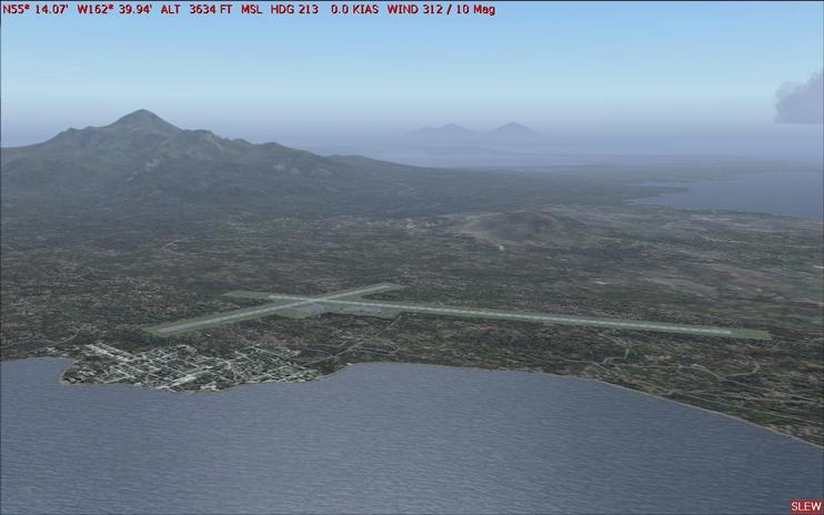 FS2004 Scenery - Cold Bay