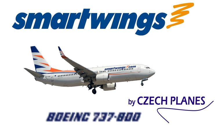 FSX Smart Wings Boeing 737-800