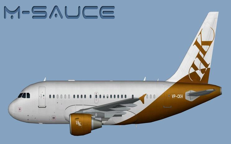 FSX National Air Services Airbus A318