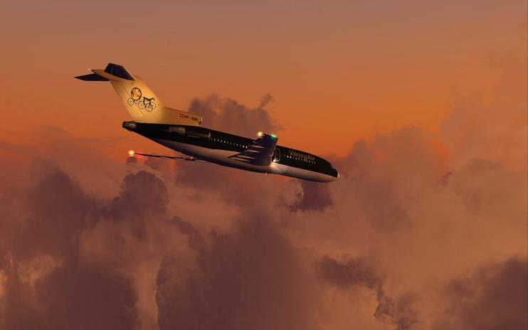 FSX VikingAir Boeing 727-100 SuperPerformer