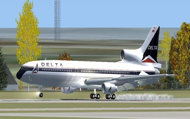 FSX Lockheed L-1011 Tristar 500 Updated Package