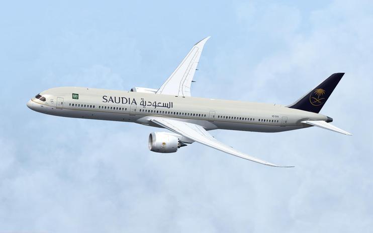 Fs2004 fsx saudi arabian boeing 787 10 flight simulator 2004 fsx