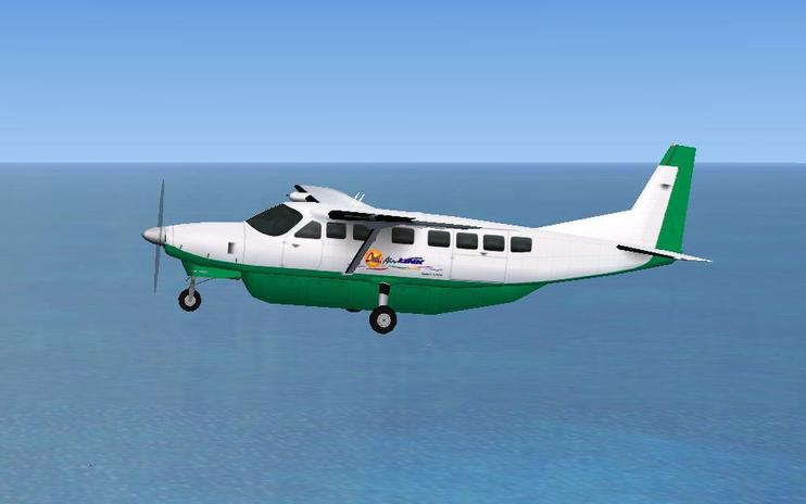 FS2004 International Airlink Cessna 208B