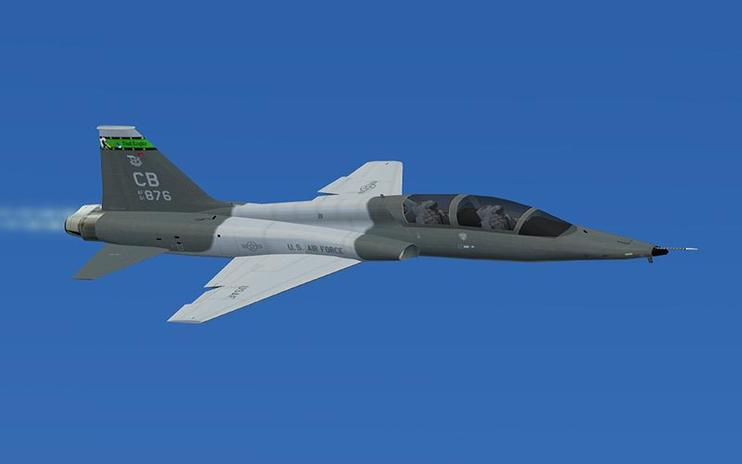 FS2004 AETC T-38 Package