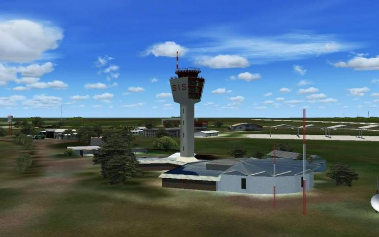 FSX Scenery - International Airport Resistencia