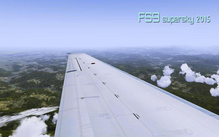 FS2004 Supersky 2015