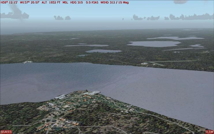 FS2004 Scenery - PAII, AK96, AK36 And 9A8