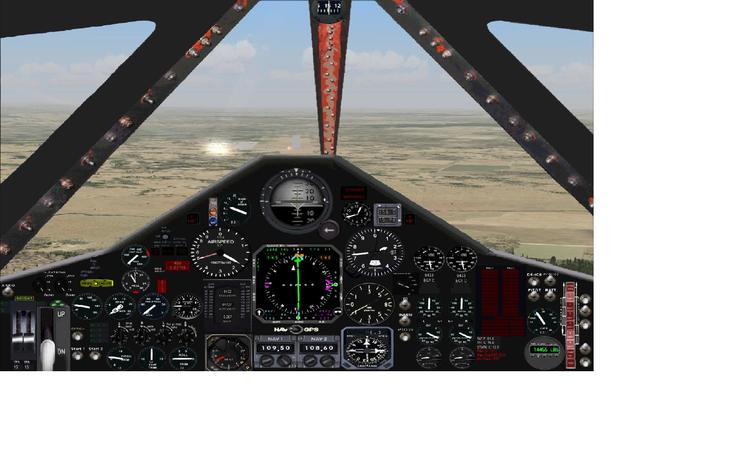 FSX Lockheed SR-71 Blackbird 2012 Update 4j