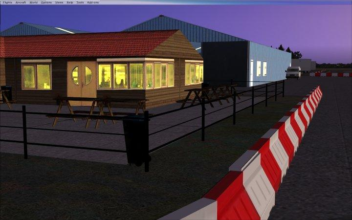 FSX Scenery - Traffic Port Venlo