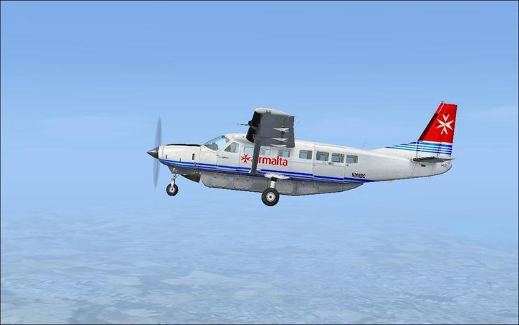FSX European Liveries Cessna 208 Caravan