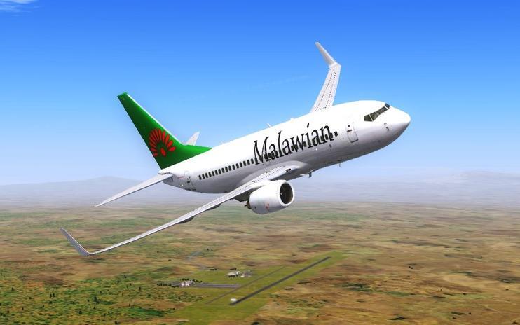 FSX PMDG 737-700 Malawian Airlines Repaint (ET-ARB) by Peter J / FSX