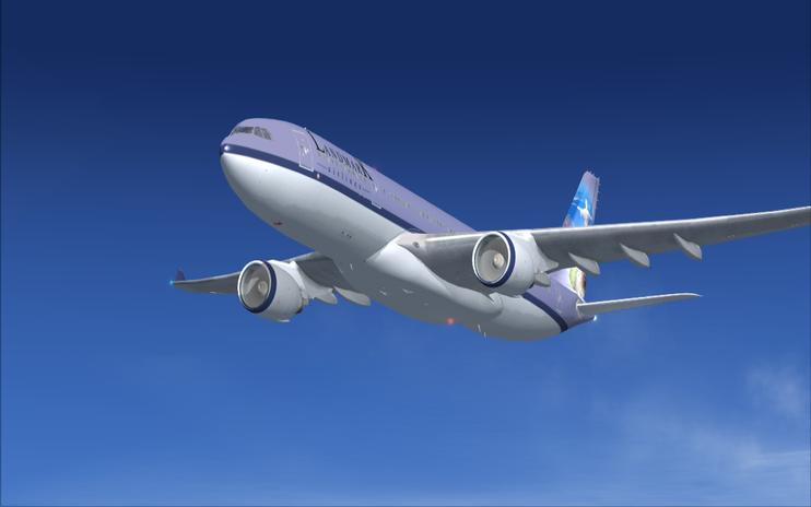 Landmark Airlines a330-200 PW