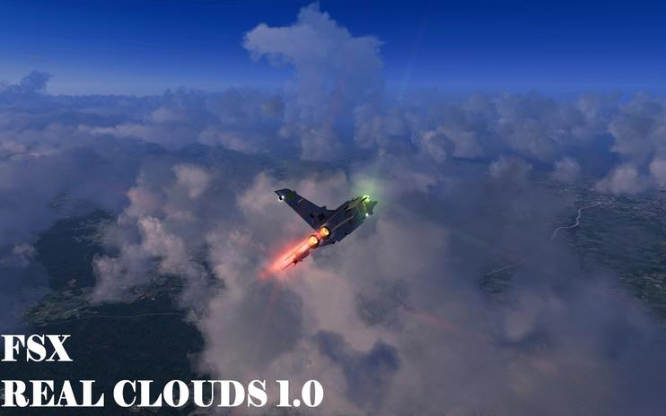 Real Clouds 1.0